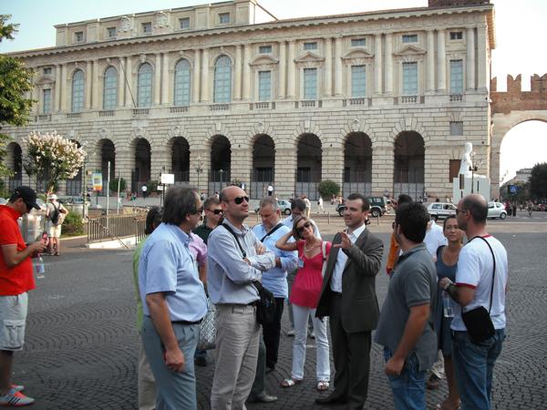 Επίσκεψη στους οίκους CIMBERIO, SIME, VALSIR (Ιταλία)